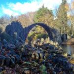 Rakotzbrücke im Kromlauer Park