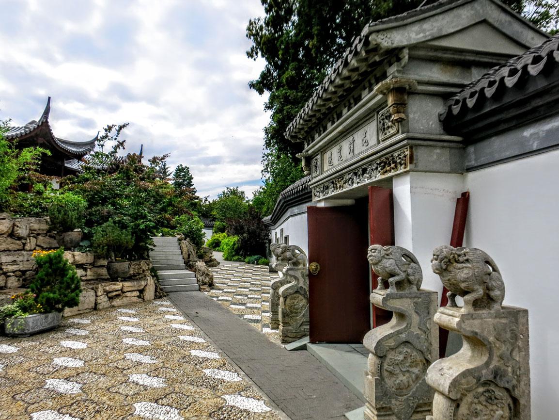 Chinesischer Garten Weißensee Unknownplacesnet