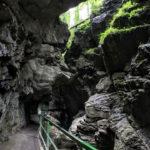 Breitachklamm - Zerklüftete Felsschlucht im Allgäu