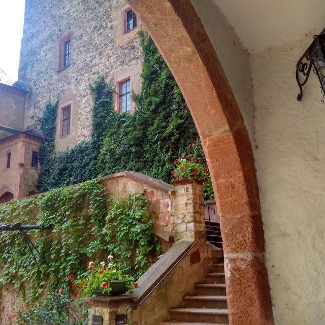 Замок Крибштайн (Kriebstein)