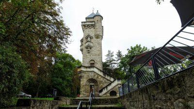 Alteburgturm – Märchenhafter Turm in Arnstadt