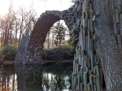 Rakotzbrücke in Gablenz