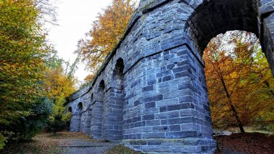 Aquädukt Bergpark Kassel-Wilhelmshöhe