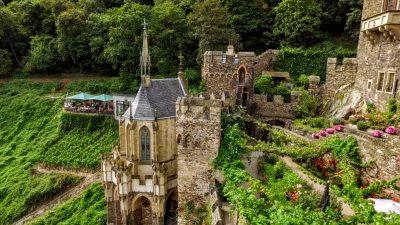 Romantik-Schloß Burg Rheinstein