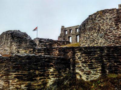 Burg Kastellaun – Mittelalterliche Burgruine im Hunsrück