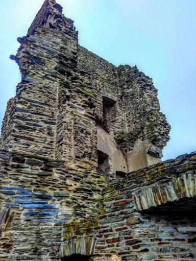 Burg Kastellaun - Mittelalterliche Burgruine im Hunsrück